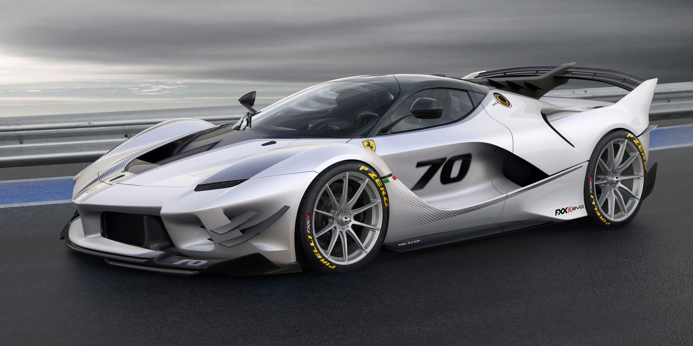 Ferrari S Fxx K Evo Is An Aerodynamic Masterpiece