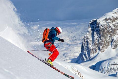 alaska ski