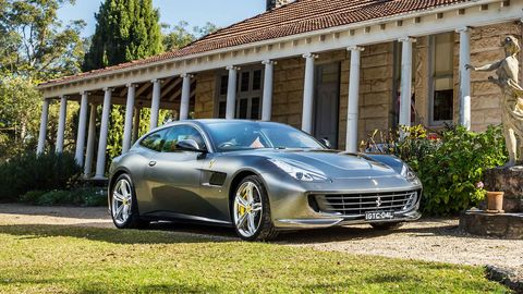 2020 Ferrari Gtc4lusso Review Pricing And Specs