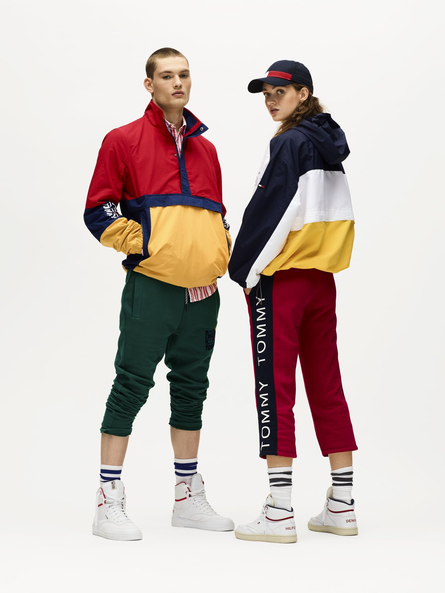 tommy jeans and tommy hilfiger difference