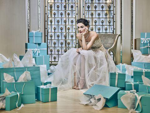 Aqua, Turquoise, Blue, Dress, Fashion, Room, Design, Photography, Interior design, Fashion design,