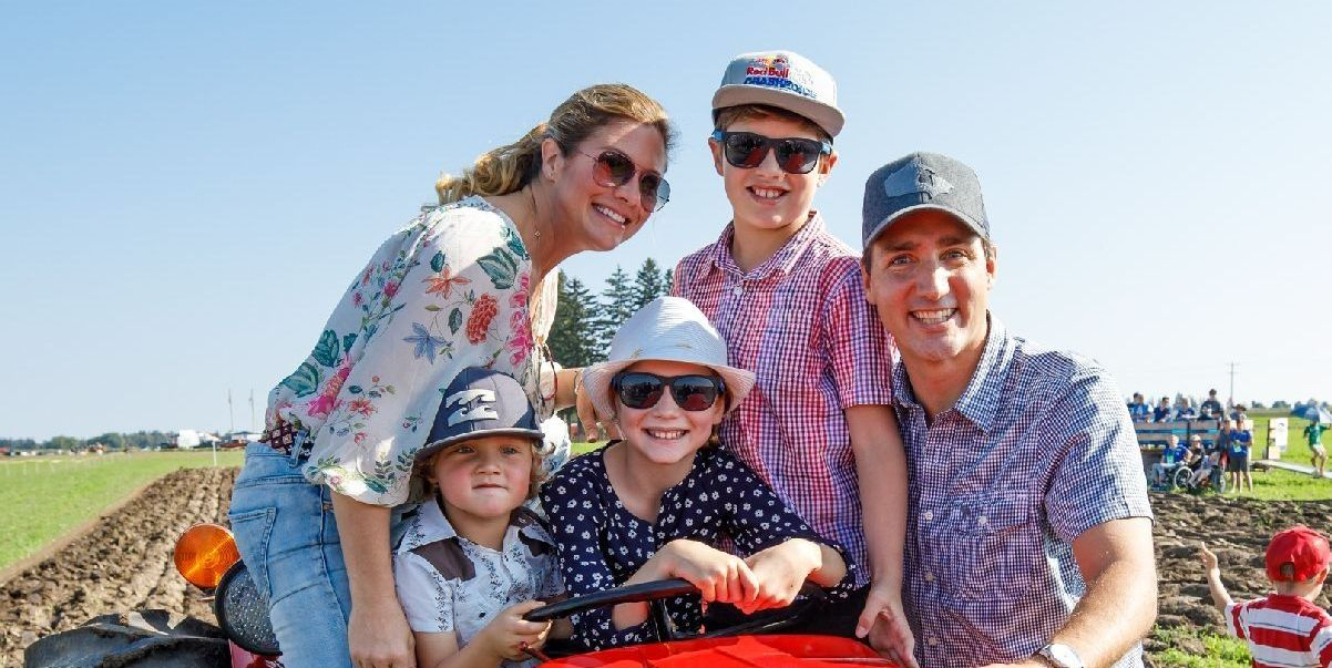 Justin Trudeau: Why I'm Raising My Kids to Be Feminists