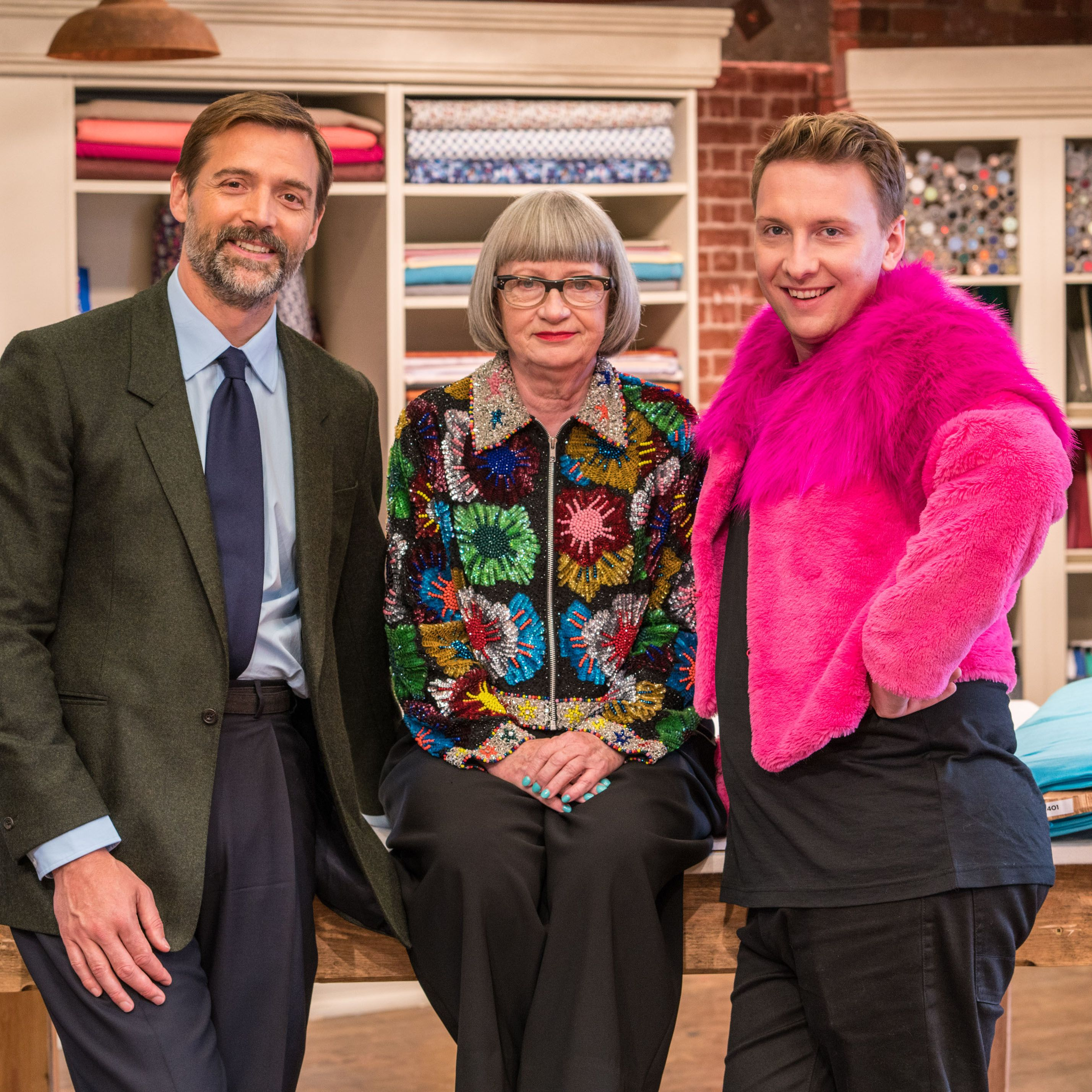 The Great British Sewing Bee viewers give their verdict on new host Joe Lycett