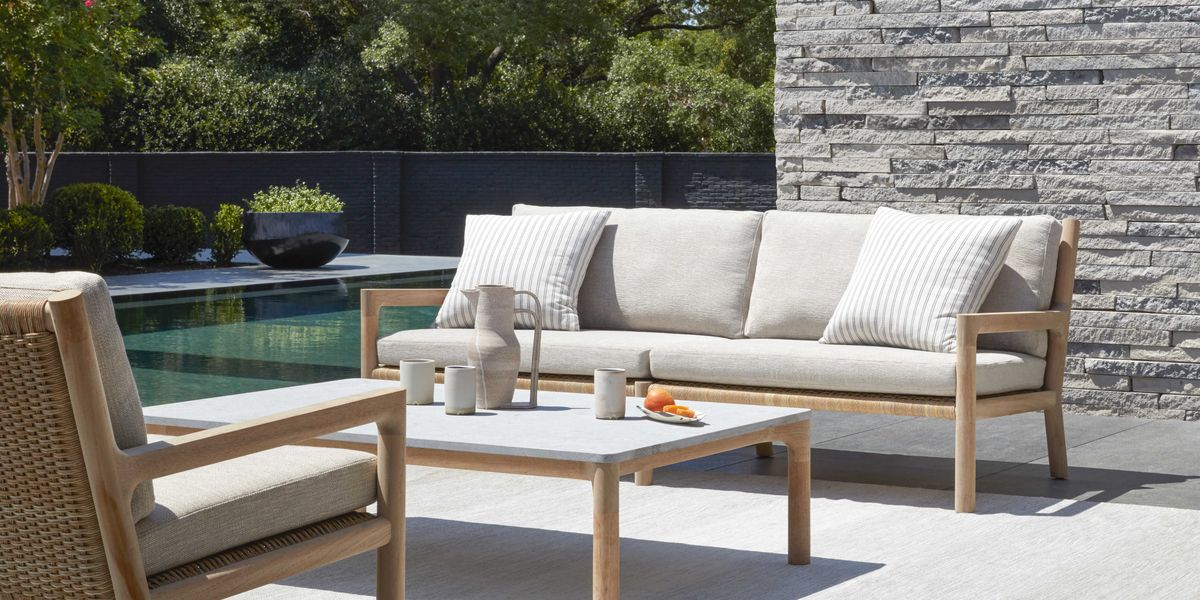 Five Essentials For The Outdoor Lounge of Your Dreams