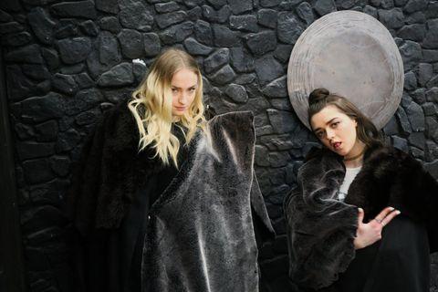 Fashion, Outerwear, Fur, Photography, Fur clothing,