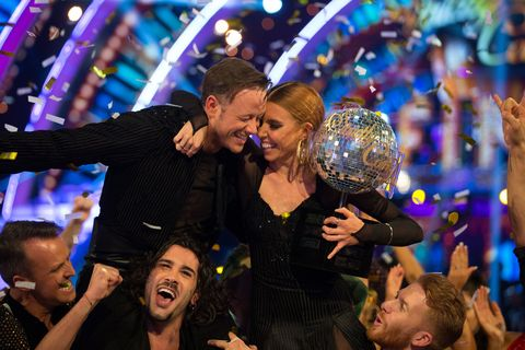 stacey dooley strictly 2018 winner