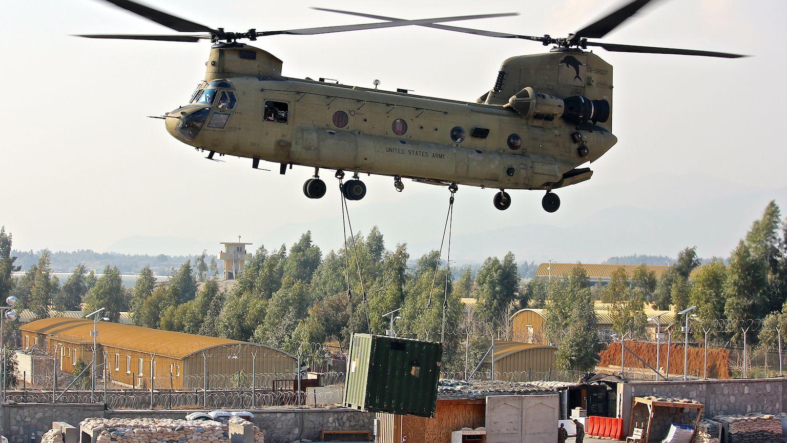 U.S. Commandos Have Their Own Mobile, Modular Workshops