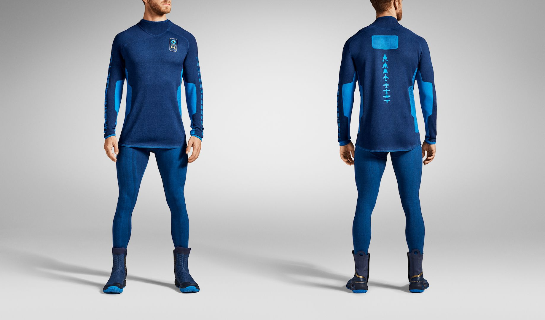 Under Armour Made Spacesuits for Virgin Galactic's Space Tourists