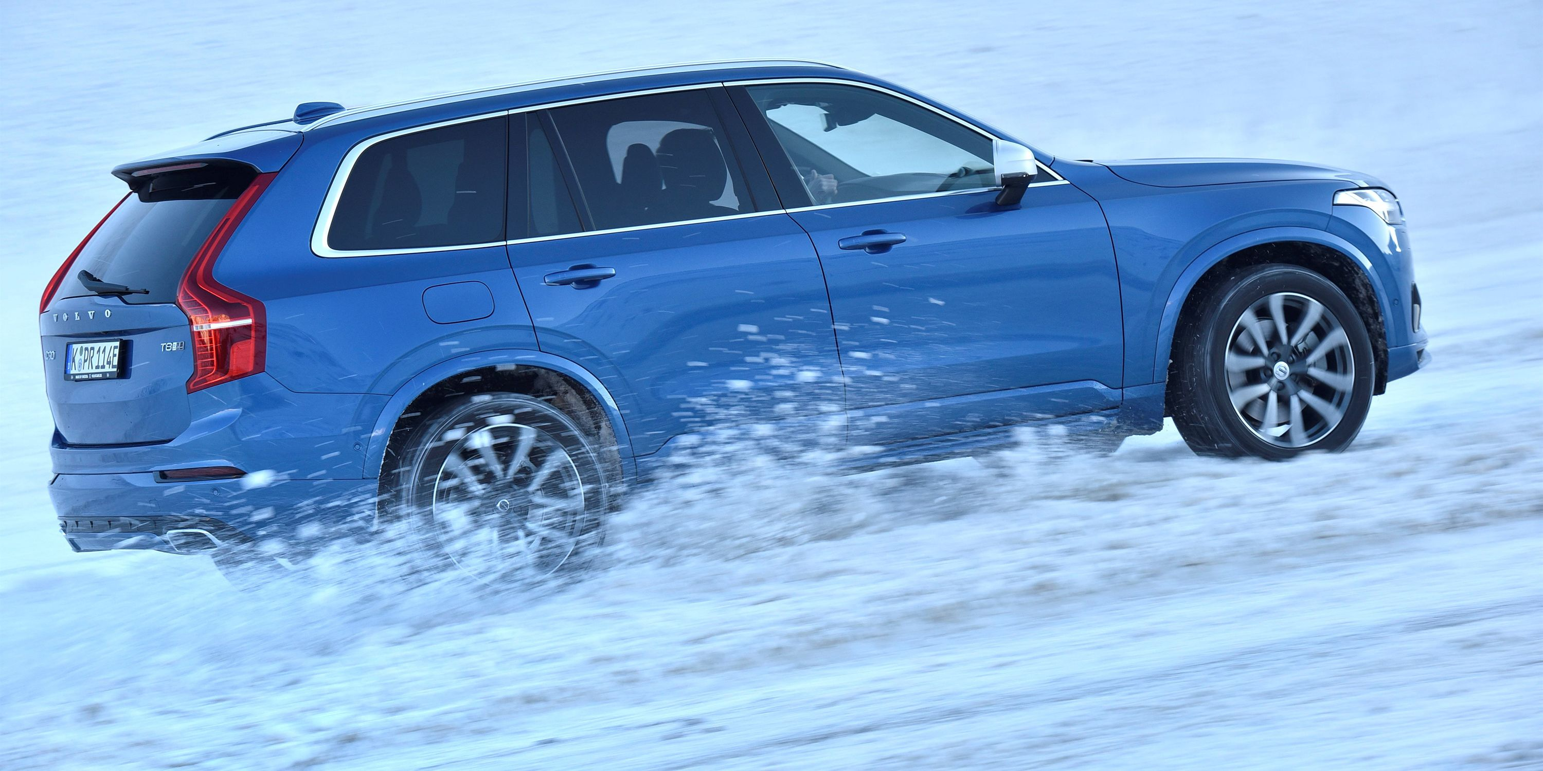 How Volvo Is Cleverly Mitigating Turbo Lag