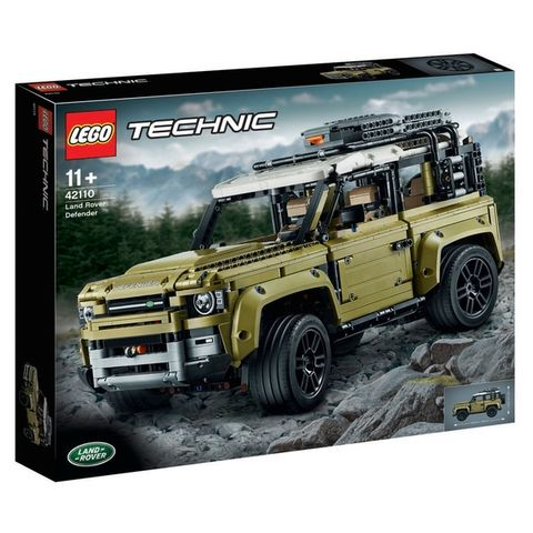 New Lego Technic Sets 2020 2020 Land Rover Defender Lego Technic Kit Leaks Online
