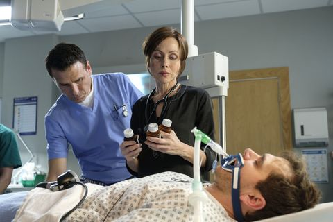 Casualty and Holby City crossover