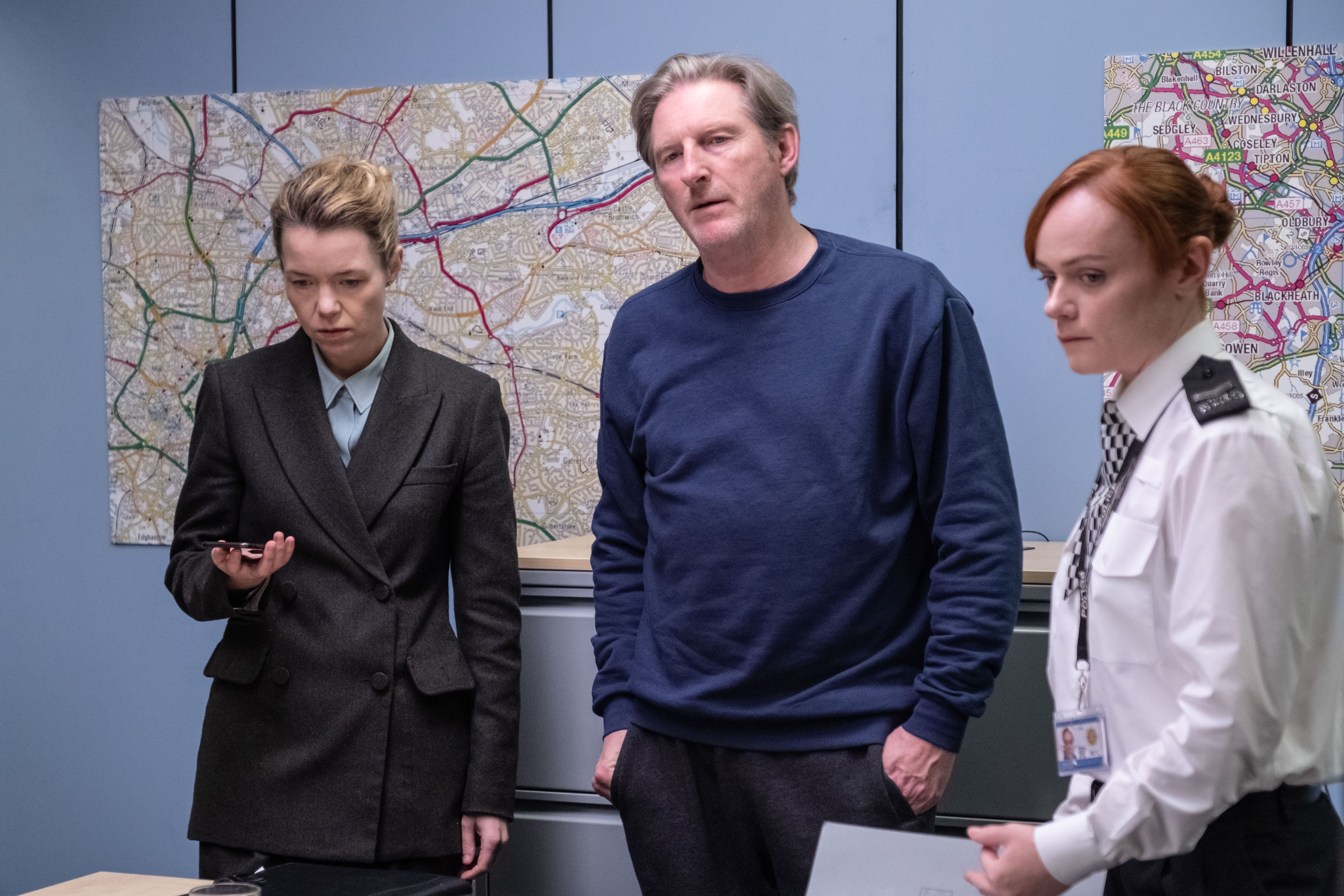 Line of Duty and Bodyguard producers announce new BBC One drama Showtrial