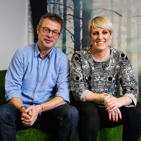 Steph McGovern teams up with Hugh Fearnley-Whittingstall for new health series