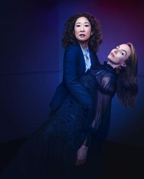 Killing Eve season 2, Jodie Comer, Sandra Oh