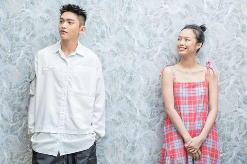 【專訪側拍圖輯】《哈囉少女》王渝屏、林輝瑝一定要收藏的超可愛漏網鏡頭!