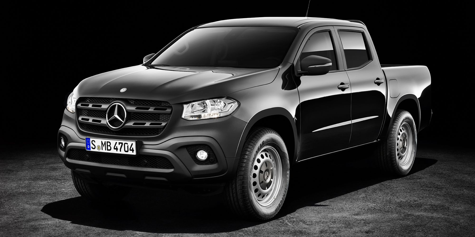 class pickup x price benz news more truck emerge mercedes details on