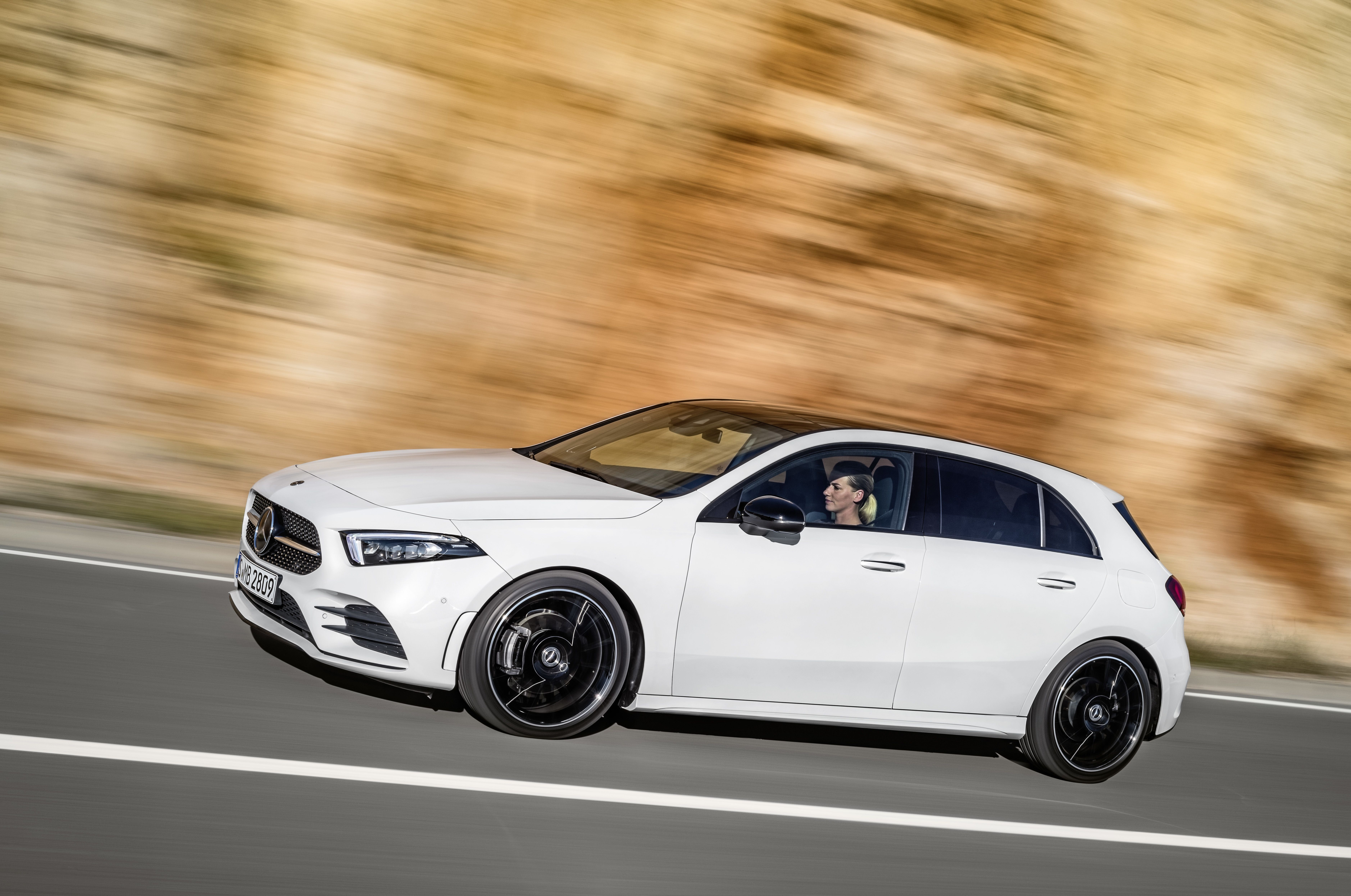 2019 Mercedes Benz A Class Pictures Info And Pricing All New A