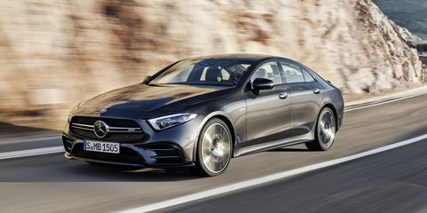 2019 Mercedes-AMG CLS53/E53 Are Officially Here - New AMG CLS and ...