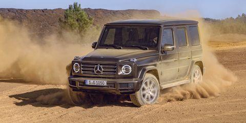 Land vehicle, Vehicle, Car, Mercedes-benz g-class, Regularity rally, Mercedes-benz, Off-roading, Sport utility vehicle, Luxury vehicle, Automotive design,