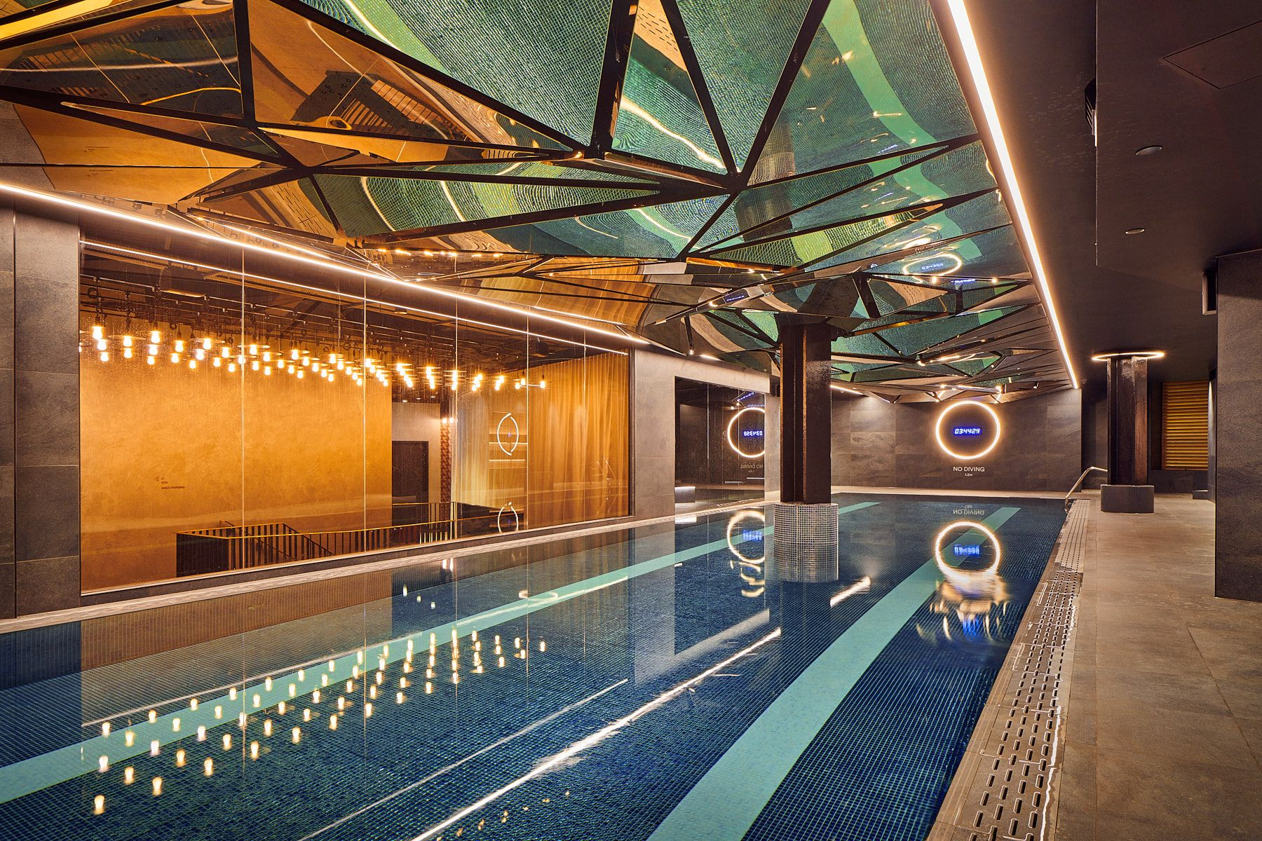 Third space city is the luxury gym the finance district has been