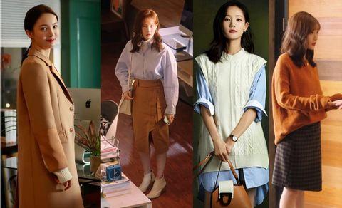 《了不起的女孩》李一桐、金晨時尚職場穿搭分享!掌握3大穿搭重點,打造優雅知性女人味