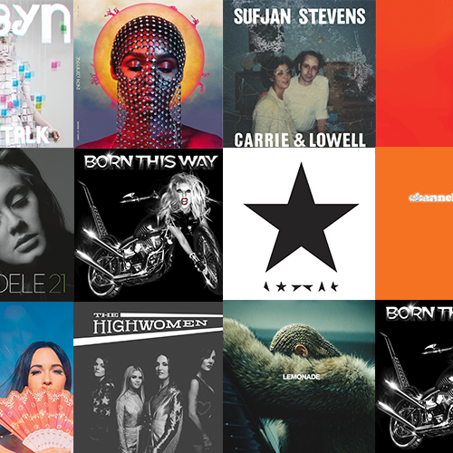 18 Albums From the 2010s That People Will Still Listen to in 50 Years