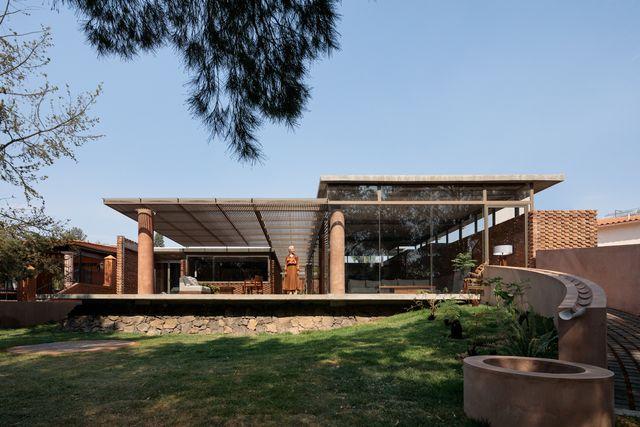casa uc di daniela bucio sistos  taller de arquitectura y diseño