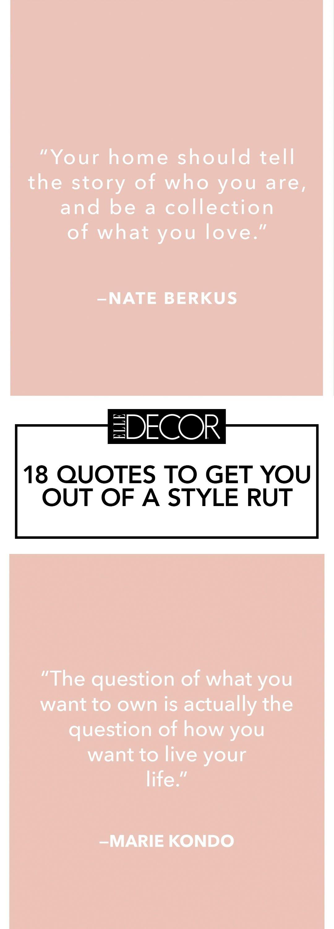 home decor quotes. 18 Interior Design Inspiration Quotes  Top Designers Share