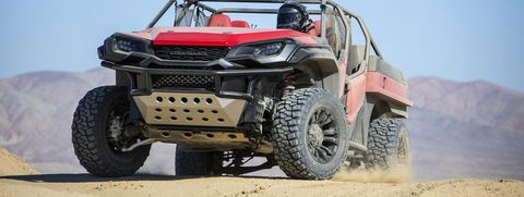 Land vehicle, Vehicle, Motor vehicle, Car, All-terrain vehicle, Off-roading, Bumper, Off-road vehicle, Automotive tire, Off-road racing,