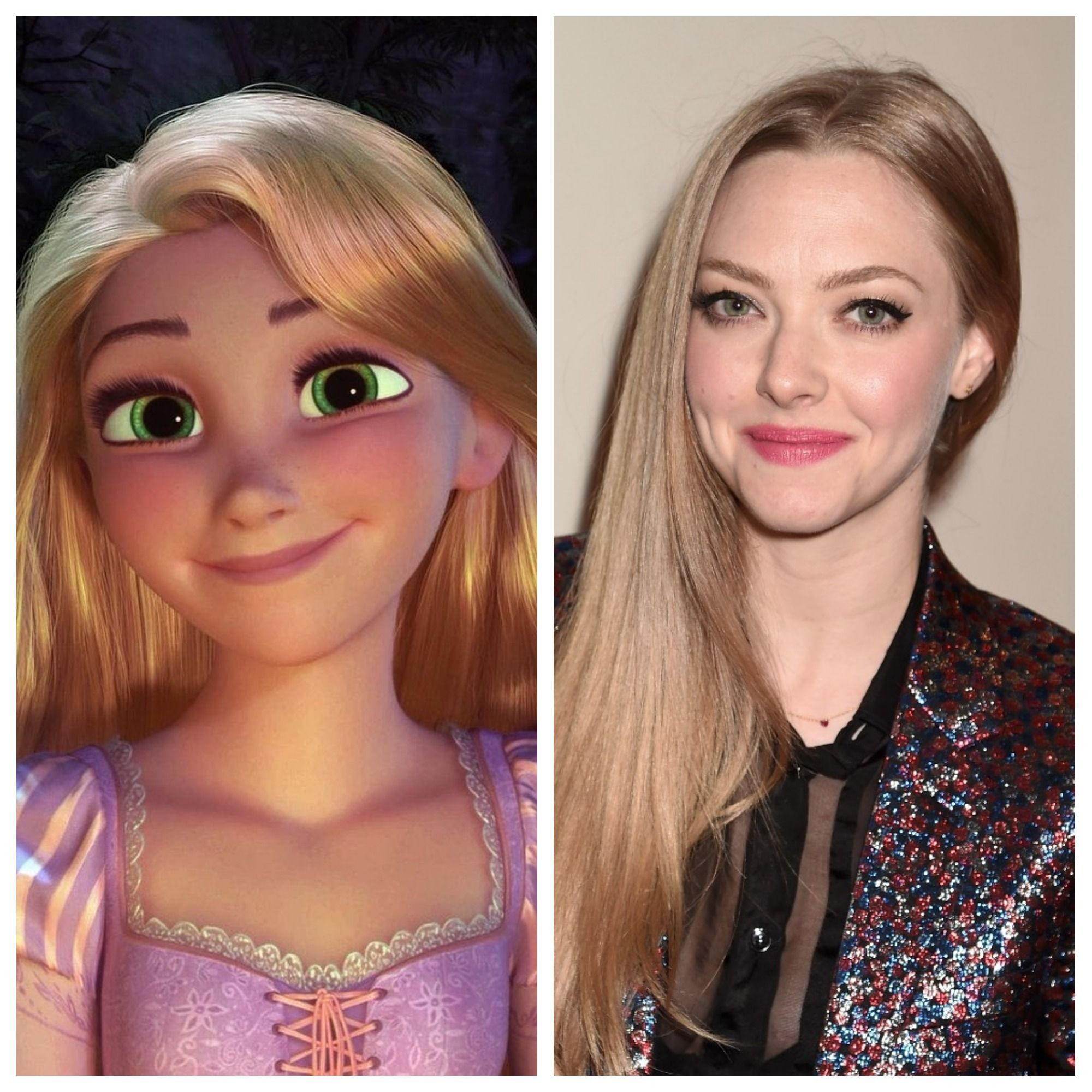 Disney Celeb Look Alikes