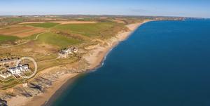 180 Degrees Blue - Cornwall - beach house - Savills