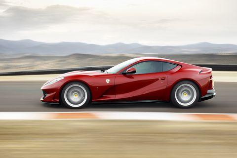 Gallery: Ferrari 812 Superfast