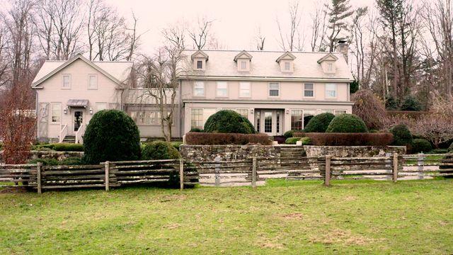 martha stewart's house and farm on mtv's cribs