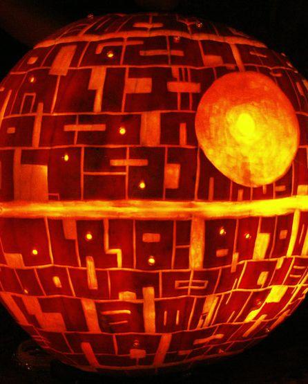 30+ Cool Pumpkin Carving Designs