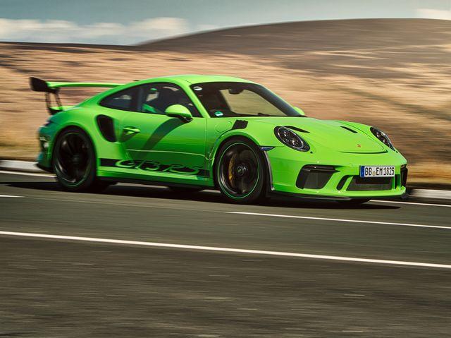 2019 Porsche 911 GT3 RS: First Drive