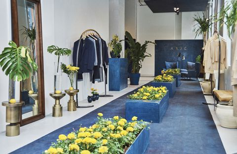 emerging-brand-Arjé-new-collection-pop-up