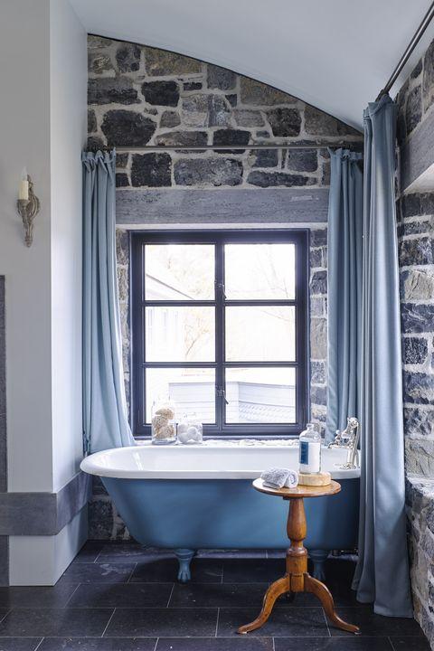 Marvelous 13 Rustic Bathrooms Ideas Shower And Bathtub Design Cjindustries Chair Design For Home Cjindustriesco