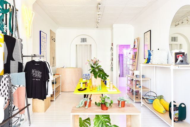 colorful store