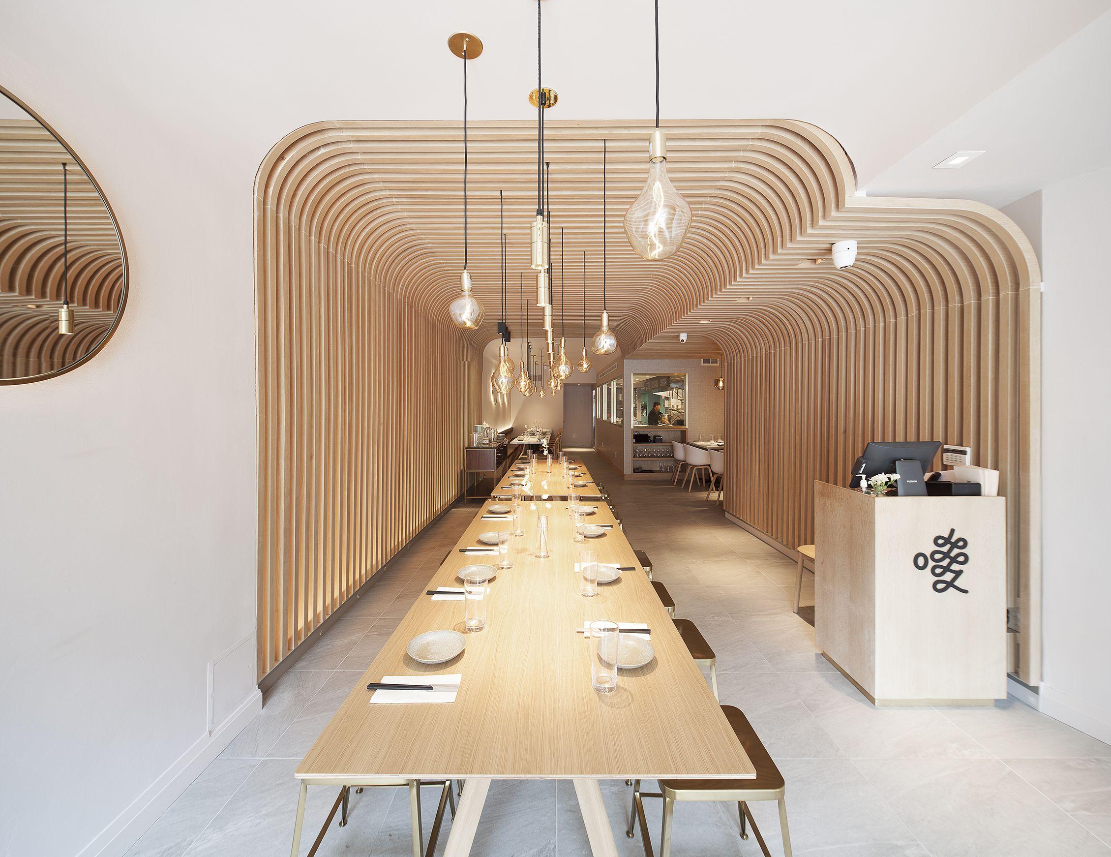 Apre a New York lo Hunan Slurp, un ristorante cinesepensato per mangiare mentre fuori la città scorre frenetica