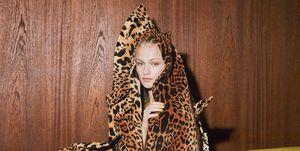 Leopard print - animal print