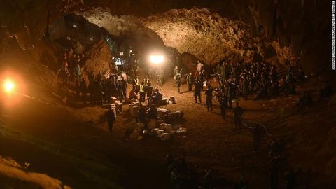 Caving, Cave, Formation,