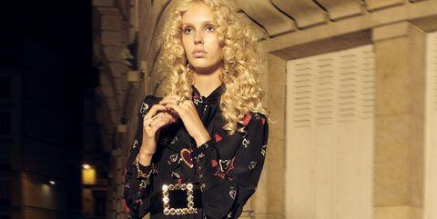 Fashion model, Clothing, Dress, Fashion, Footwear, Design, Leg, Pattern, Fashion design, Photography,