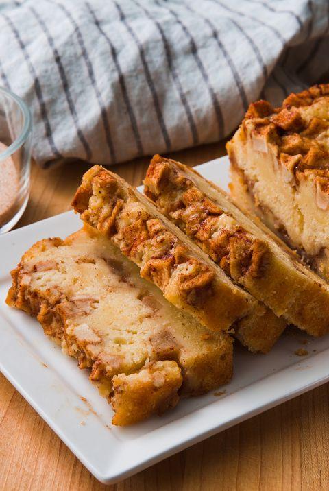 Delish - Apple Cinnamon Bread