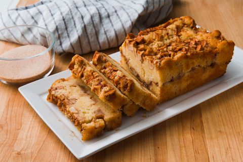 Easy Apple Bread Recipe How To Make Apple Cinnamon Bread