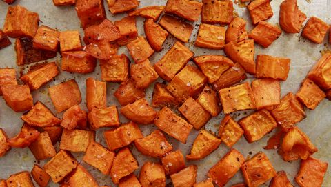 Cuisine, Dish, Food, Crouton, Ingredient, Vegan nutrition, Side dish, Vegetarian food, Produce, appetizer,