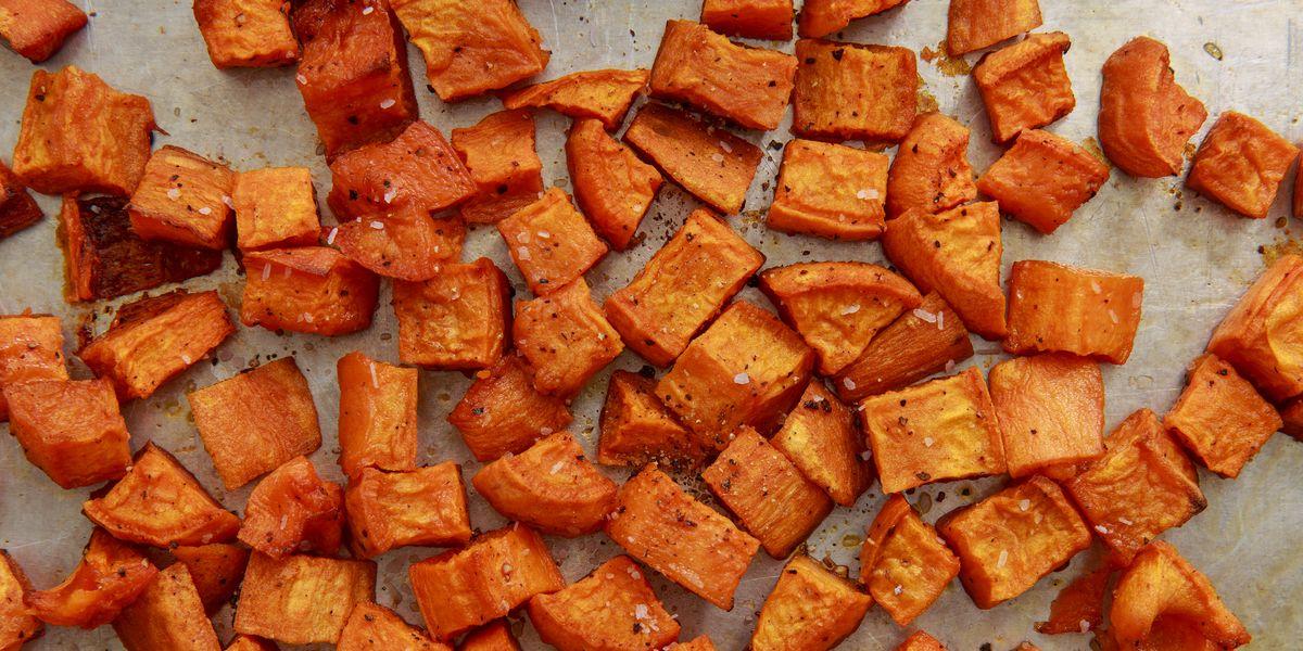 Best Roasted Sweet Potatoes Recipe How To Roast Sweet Potatoes