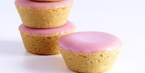 Vegan roze koeken van Donny Craves