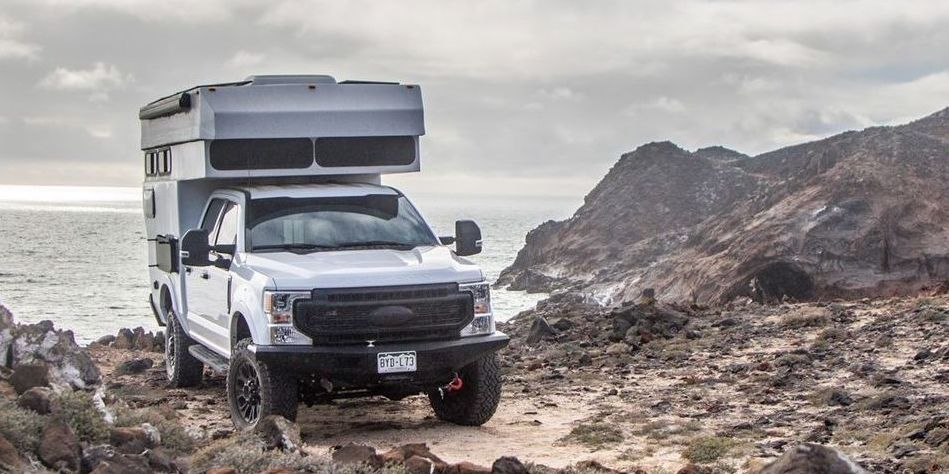 This Company Will Turn Your Pickup Into a Badass Off-Road Truck Camper