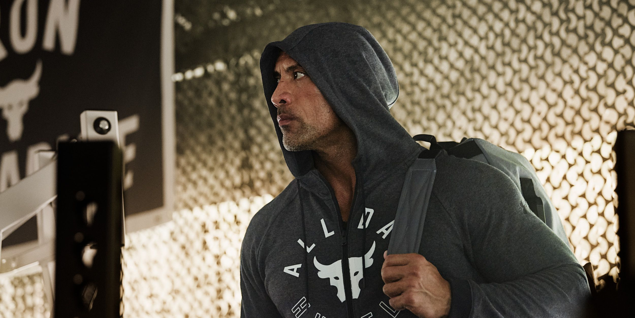 The Rock, King of the Gym, Dropped New Sneakers