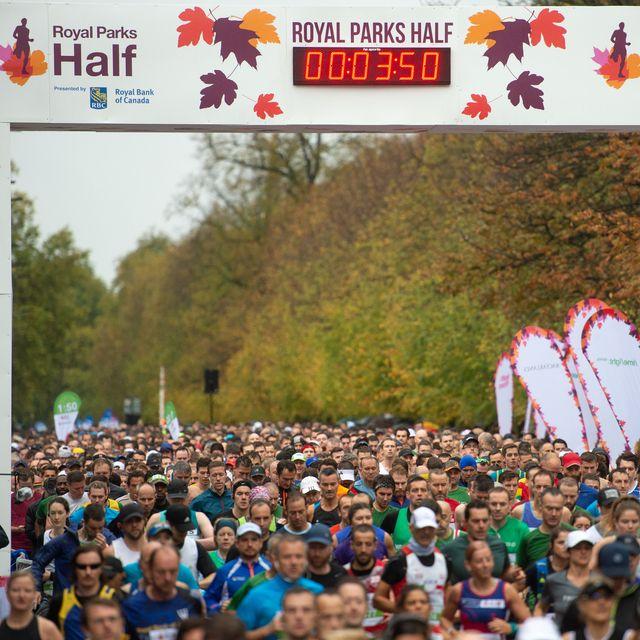 royal parks half marathon postponed